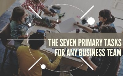 The Seven Primary Tasks For Any Colorado Springs Business Team