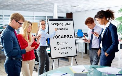 Keeping Your Colorado Springs Business Focused During Distracting Times